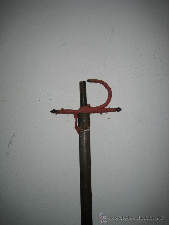 Tauromaquia: Estoque antiguo de torero 98 cm - Foto 5 - 35493939