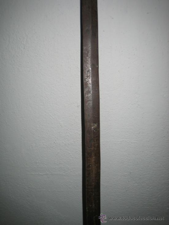 Tauromaquia: Estoque antiguo de torero 98 cm - Foto 7 - 35493939