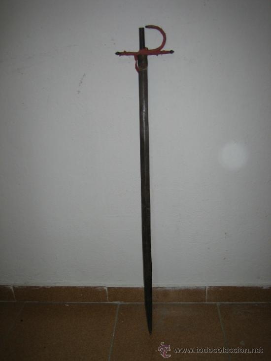 ESTOQUE ANTIGUO DE TORERO 98 CM (Coleccionismo - Tauromaquia)