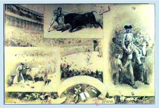 Tauromaquia: CHAVEZ Y ORTIZ, JOSE (1839-1903) -LA LIDIA Y EL TRIUNFO- FECHA 19/12/1897. DIBUJO A LAPIZ Y CLARION - Foto 7 - 35607188