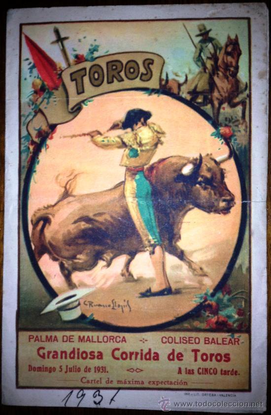Resultado de imagen de toros en mallorca