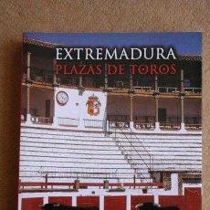 Tauromaquia: EXTREMADURA: PLAZAS DE TOROS. GARCÍA ESTOP (VICENTE). Lote 235730655