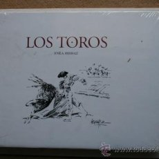 Tauromaquia: LOS TOROS. HERRAIZ (JOSÉ A.). Lote 153637104