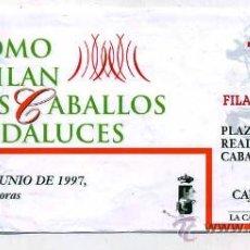 Tauromaquia: ENTRADA COMO BAILAN LOS CABALLOS ANDALUCES - PLAZA DE TOROS DE SEVILLA - MAESTRANZA . Lote 37306355