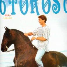 Tauromaquia: REVISTA 6 TOROS 6 Nº 164 - AÑO 1997. PABLO HERMOSO DE MENDOZA HACIA UN CLARO HORIZONTE.. Lote 37566534