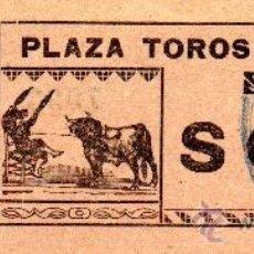 Tauromaquia: ENTRADA PLAZA DE TOROS ECIJA . Lote 38331202