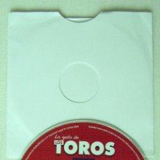Tauromaquia: CD CADENA SER. LA GUIA DE LOS TOROS. LOS MEJORES SONIDOS DEL PROGRAMA 2009. Lote 39997236
