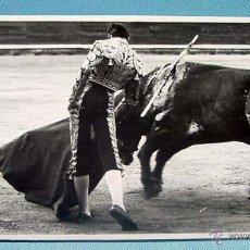 Tauromaquia: ANTIGUA FOTOGRAFIA DEL DIESTRO JOSE FUENTES, MIDE 18,1 X 11,3 CMS. Lote 38281422