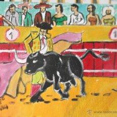 Tauromaquia: PASE DE CAPOTE 2 DE CRESPO. Lote 41412366