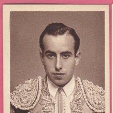 Tauromaquia: RAFAEL ORTEGA GÓMEZ, GALLITO. ALBUM BIOGRAFICO TAURINO EDICIONES LARRISAL. CURRO MELOJA 1945.. Lote 43650158