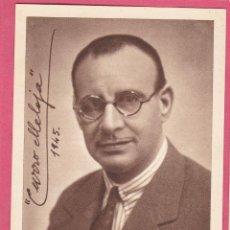 Tauromaquia: CURRO MELOJA. ALBUM BIOGRAFICO TAURINO. EDICIONES LARRISAL. CURRO MELOJA 1945.. Lote 43658131