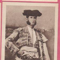 Tauromaquia: CAYETANO SANZ. ALBUM BIOGRAFICO TAURINO. EDICIONES LARRISAL. CURRO MELOJA 1945.. Lote 43658783