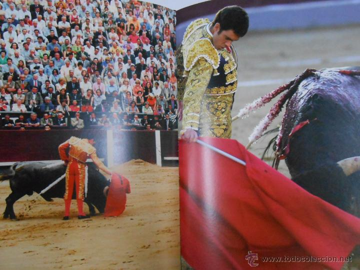 Tauromaquia: José Tomás. Luces y sombras. Sangre y triunfo. Villán Javier. TDK117 - Foto 3 - 46547211