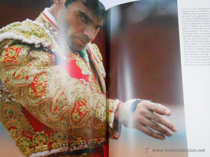 Tauromaquia: José Tomás. Luces y sombras. Sangre y triunfo. Villán Javier. TDK117 - Foto 4 - 46547211