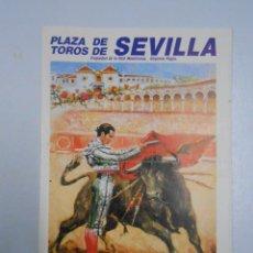 Tauromaquia: PROGRAMA FERIA DE ABRIL 1990. SEVILLA. PLAZA DE TOROS. LA MAESTRANZA. TDKP2. Lote 47311218