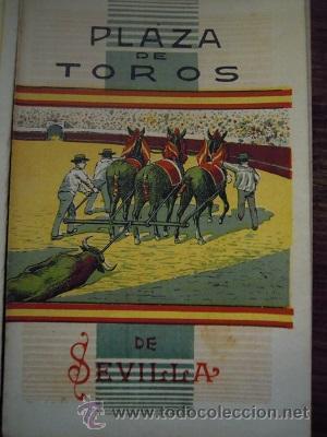 Tauromaquia: Colección de 25 programas de mano de la temporada 1914 de la Plaza de Toros de Sevilla. - Foto 2 - 47780997
