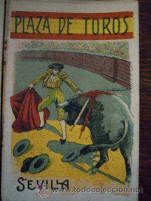Tauromaquia: Colección de 25 programas de mano de la temporada 1914 de la Plaza de Toros de Sevilla. - Foto 3 - 47780997