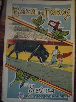 Tauromaquia: Colección de 25 programas de mano de la temporada 1914 de la Plaza de Toros de Sevilla. - Foto 23 - 47780997