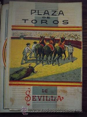 Tauromaquia: Colección de 25 programas de mano de la temporada 1914 de la Plaza de Toros de Sevilla. - Foto 25 - 47780997