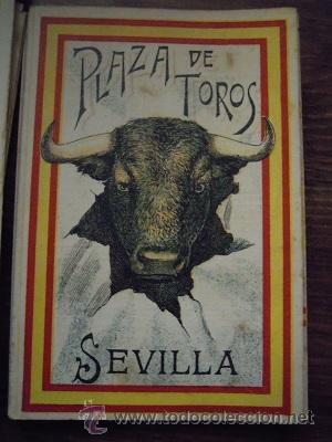 Tauromaquia: Colección de 25 programas de mano de la temporada 1914 de la Plaza de Toros de Sevilla. - Foto 26 - 47780997