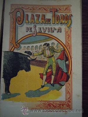 Tauromaquia: Colección de 25 programas de mano de la temporada 1914 de la Plaza de Toros de Sevilla. - Foto 29 - 47780997