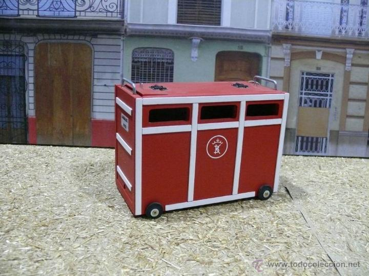 Cajon toro comprar tauromaquia en todocoleccion 47835995 - Cajon para juguetes ...