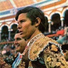 Tauromaquia: SEVILLA , CARTEL FERIA DE ABRIL 1986, EL CORDOBES, 105X150 MM. Lote 51101788