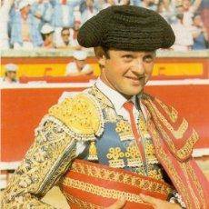 Tauromaquia: SEVILLA , CARTEL FERIA DE SEVILLA 1988, PEPE LUIS VARGAS, 105X150 MM. Lote 51327810