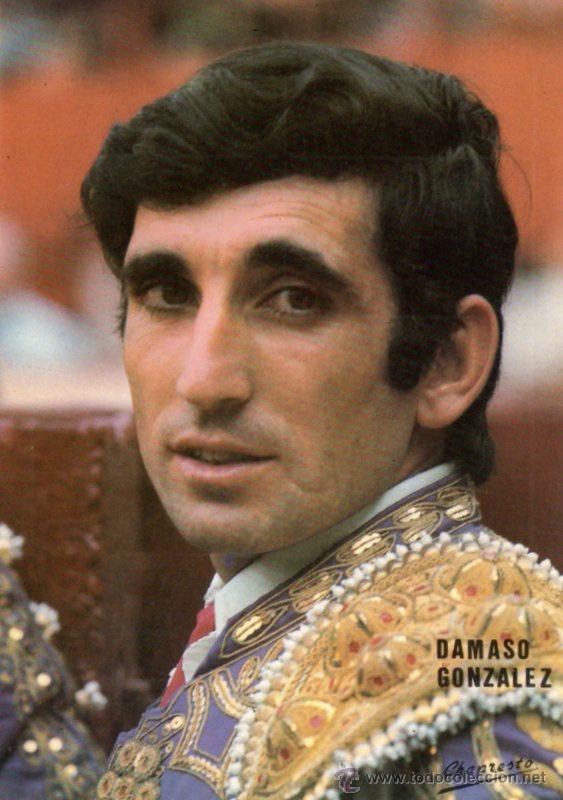 SEVILLA , CARTEL FERIA DE SEVILLA 1987, DAMASO GONZALEZ, 105X150 MM (Coleccionismo - Tauromaquia)