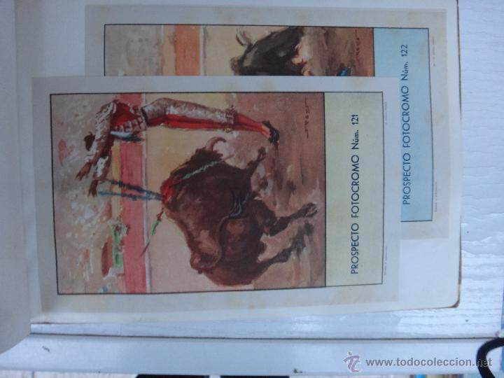 Tauromaquia: CATALOGO TOROS, IMPRENTA ORTEGA 1955 , PROPAGANDA TAURINA, CARTELITOS,PROSPECTOS, ENTRADAS ,ORIGINAL - Foto 10 - 52371538