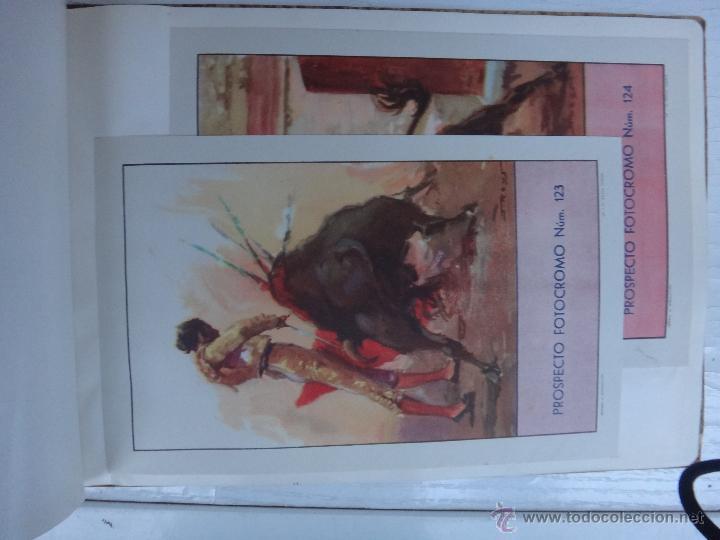 Tauromaquia: CATALOGO TOROS, IMPRENTA ORTEGA 1955 , PROPAGANDA TAURINA, CARTELITOS,PROSPECTOS, ENTRADAS ,ORIGINAL - Foto 11 - 52371538