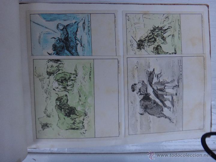 Tauromaquia: CATALOGO TOROS, IMPRENTA ORTEGA 1955 , PROPAGANDA TAURINA, CARTELITOS,PROSPECTOS, ENTRADAS ,ORIGINAL - Foto 13 - 52371538