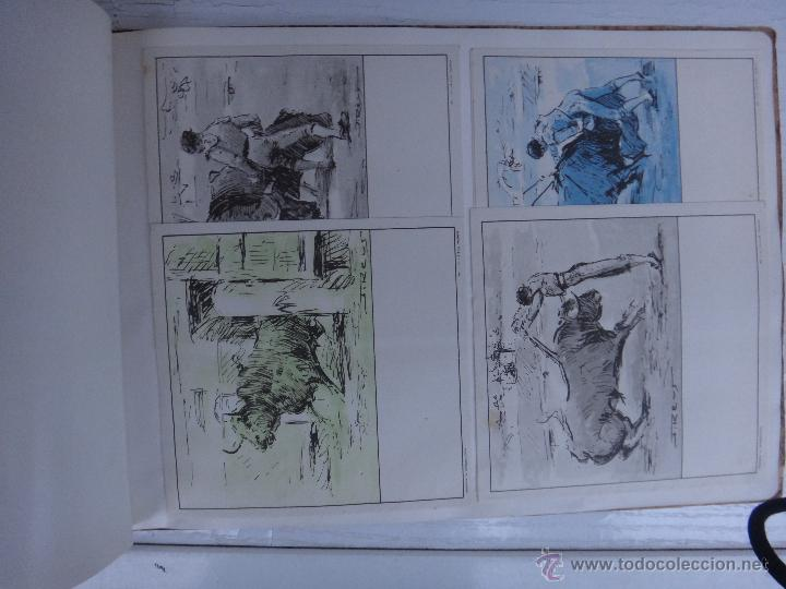 Tauromaquia: CATALOGO TOROS, IMPRENTA ORTEGA 1955 , PROPAGANDA TAURINA, CARTELITOS,PROSPECTOS, ENTRADAS ,ORIGINAL - Foto 14 - 52371538