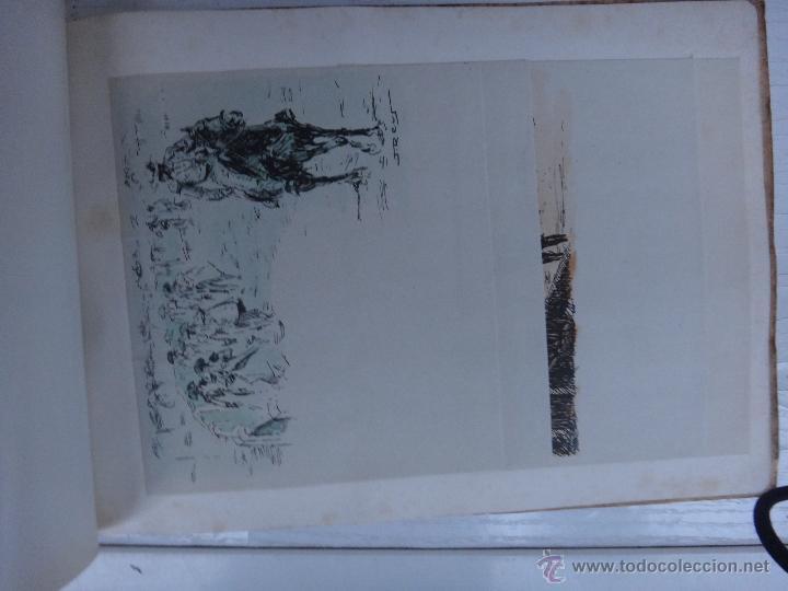 Tauromaquia: CATALOGO TOROS, IMPRENTA ORTEGA 1955 , PROPAGANDA TAURINA, CARTELITOS,PROSPECTOS, ENTRADAS ,ORIGINAL - Foto 16 - 52371538