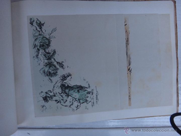Tauromaquia: CATALOGO TOROS, IMPRENTA ORTEGA 1955 , PROPAGANDA TAURINA, CARTELITOS,PROSPECTOS, ENTRADAS ,ORIGINAL - Foto 17 - 52371538