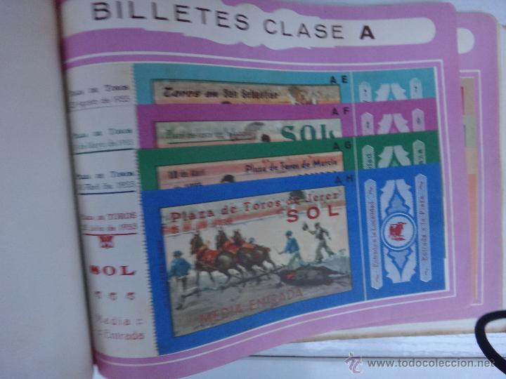 Tauromaquia: CATALOGO TOROS, IMPRENTA ORTEGA 1955 , PROPAGANDA TAURINA, CARTELITOS,PROSPECTOS, ENTRADAS ,ORIGINAL - Foto 19 - 52371538