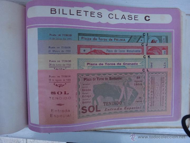 Tauromaquia: CATALOGO TOROS, IMPRENTA ORTEGA 1955 , PROPAGANDA TAURINA, CARTELITOS,PROSPECTOS, ENTRADAS ,ORIGINAL - Foto 22 - 52371538