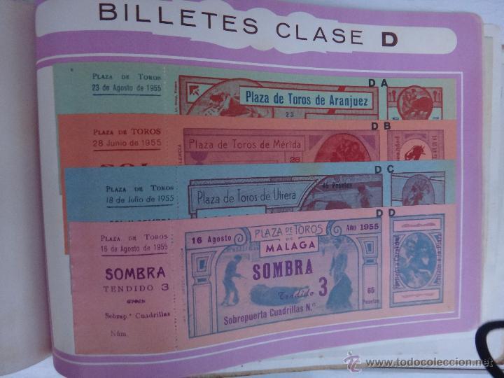 Tauromaquia: CATALOGO TOROS, IMPRENTA ORTEGA 1955 , PROPAGANDA TAURINA, CARTELITOS,PROSPECTOS, ENTRADAS ,ORIGINAL - Foto 23 - 52371538