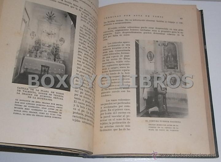 Tauromaquia: SERRA JUAN, Francisco de Paula. Taurotraumatología. Precedida de un diseño histórico sobre la fiesta - Foto 3 - 49234080