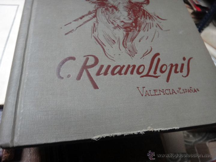 libro impresiones del natural ruano llopis, tip - Comprar ...