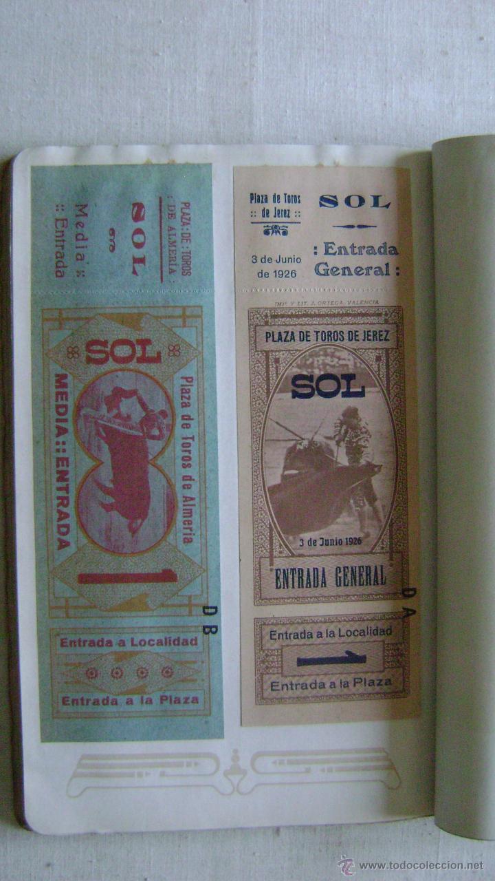 Tauromaquia: CATALOGO DE TOROS .JOSE ORTEGA.CALLE RUZAFA 45.VALENCIA.AÑO 1926.L-666 - Foto 6 - 54104337