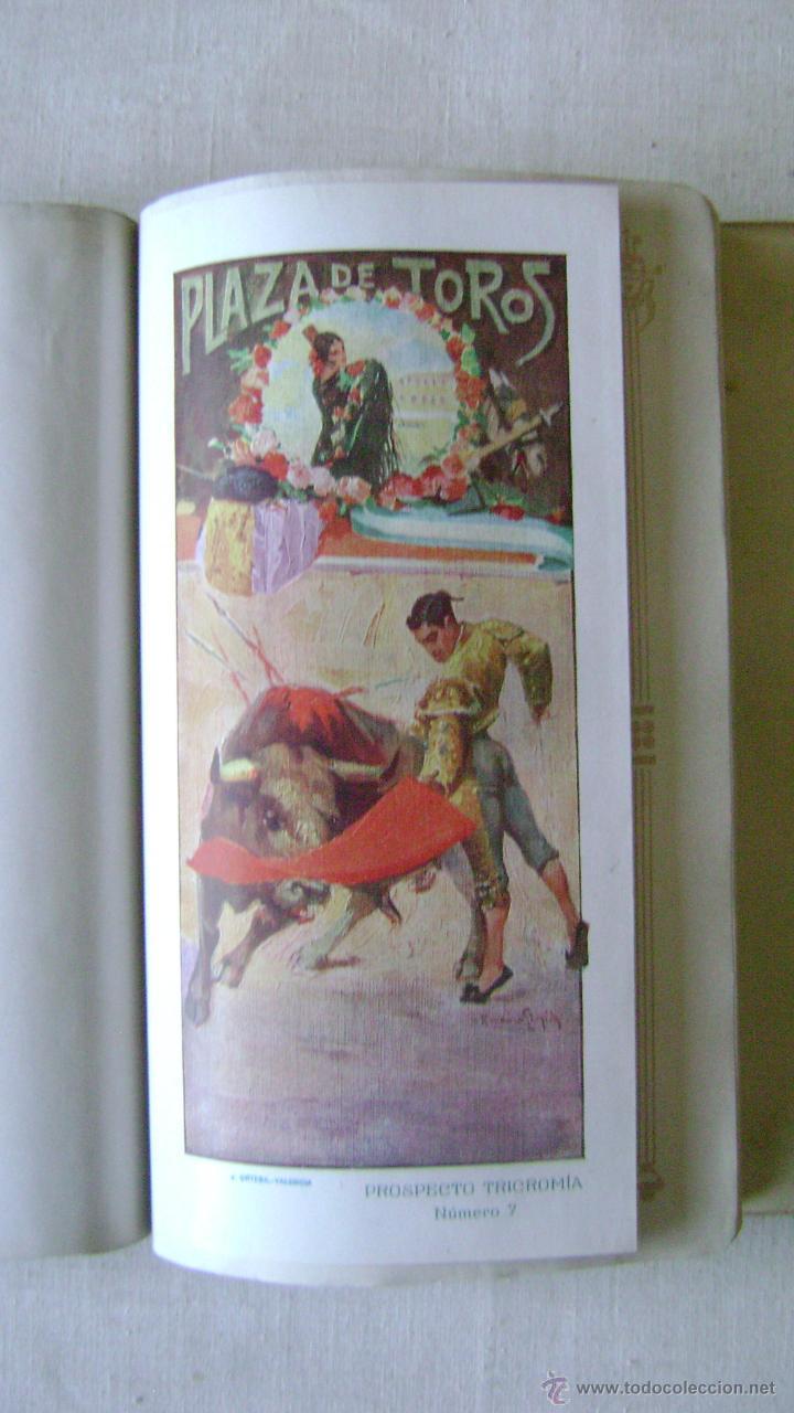 Tauromaquia: CATALOGO DE TOROS .JOSE ORTEGA.CALLE RUZAFA 45.VALENCIA.AÑO 1926.L-666 - Foto 7 - 54104337