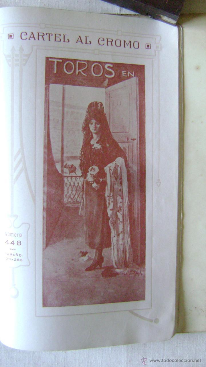 Tauromaquia: CATALOGO DE TOROS .JOSE ORTEGA.CALLE RUZAFA 45.VALENCIA.AÑO 1926.L-666 - Foto 8 - 54104337