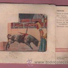 Tauromaquia: INTERESANTE DIORAMA TEMA TAORINO -TOROS DE EXCLUSIVAS MHETOR BARCELONA. Lote 53251939