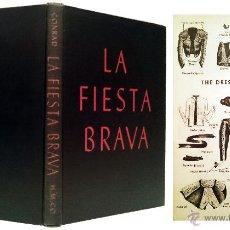 Tauromaquia: LA FIESTA BRAVA = THE ART OF THE BULL RING / BARNABY CONRAD. BOSTON : HOUGHTON MIFFLIM CO., 1953.. Lote 54186349