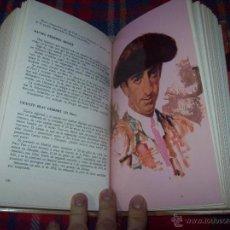 Tauromaquia: HISTORIA DE LOS MATADORES DE TOROS.DEDICATORIA Y FIRMA ORIGINAL DEL AUTOR DON VENTURA. UNA JOYA!!!!!. Lote 288976643