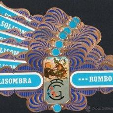 Tauromaquia: RUMBO. COLECCIÓN COMPLETA. ANTIGUAS E HISTÓRICAS GANADERÍAS ESPAÑOLAS.. Lote 184293992