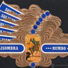 Tauromaquia: RUMBO. COLECCIÓN COMPLETA. EL TOREO A CABALLO.. Lote 184293625