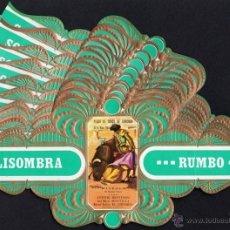Tauromaquia: RUMBO. COLECCIÓN COMPLETA. CARTELES DE TOROS HISTÓRICOS.. Lote 184293136