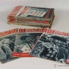 Tauromaquia: 6904 - REVISTA EL BURLADERO LOTE DE 44 EJEMPLARES.(VER DESCRIP). 1964-66.. Lote 51540125